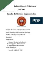 Sectores Economicos de la Rep. de Nicaragua..docx