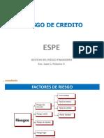 II-P 3 a Riesgo de Credito