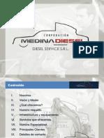 Medina Diesel - Brochure