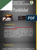 PUNIBILIDAD