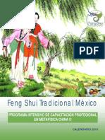 FENG SHUI TRADICIONAL MEXICO CURSO