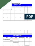 wendell phillips academy academic calendar 2019
