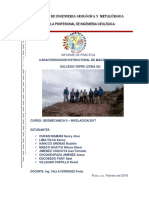 Informe de La Zona 02-Salcedo