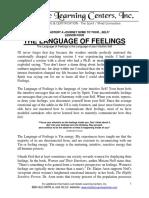 lenguaje emociones 12345
