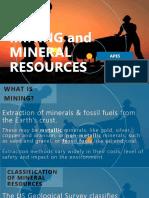 Mining Presentation JO