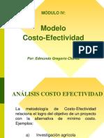 Modulo Cost Efectividad
