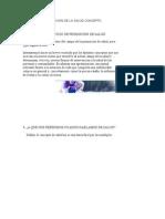 Educacion y Promocion de La Salud Concepto