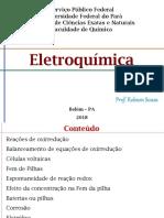 Aula Eletroquímica