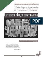 Notas sobre algunos aportes de Los estudios culturales a los estudios afrocolombianos