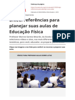 Bncc Referencias Para Planejar Suas Aulas de Educacao Fisicapdf (1)