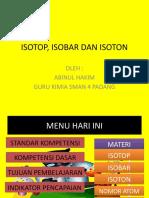 Isotop, Isobar Dan Isoton