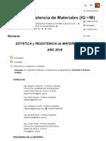 Curso_ Estática y Resistencia de Materiales (IQ - IB)