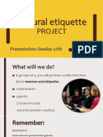 Cultural Etiquette PROJECT_ Regular 11