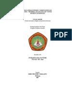 portofolio/laporan tugas akhir