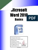 Ms Word 2016 Part 1redo