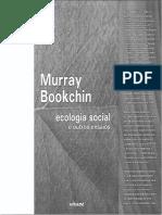 BOOKCHIN, Murray. Ecologia Social e outros ensaios.pdf