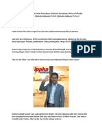 Motivator Indonesia Ippho Santosa Anjurkan Surprise (Terbaik)