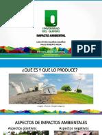 Exposicion Ecologia Impacto Ambiental