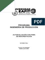 Ingeniería de Procucción-2005