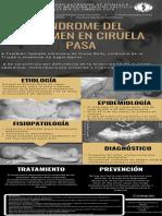 Sindrome Del Abdomen en Ciruela Pasa