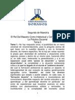 5.- El Rol Del Maestro Como Intelectual y Condiciones De  La Práctica Docente.docx