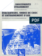 ICOLD Bulletin 81 (1992) Spillways Shockwaves and Air Entrainment