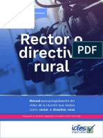Manual Rector Directivo Rural - Ecdf