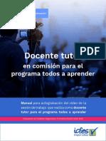 Manual Docente Tutor Pta - Ecdf