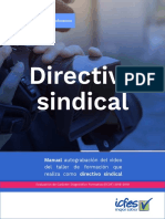 Manual Directivo Sindical - Ecdf