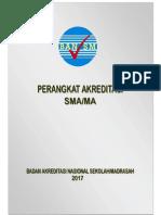 Perangkat Akreditasi SMA MA 2017