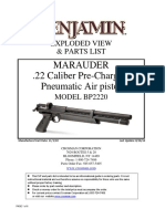 Crosman BP2220-EVP & PL