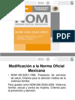 NOM- 046 SSA2 2015 2