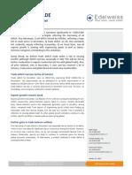 External Sector-Market Economy Edelweiss 16.01.19
