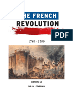 French Revolution Cover Page