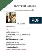 Los 7 Sacramentos de La Iglesia Catolica 2