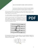 FUERZAS SOBRE CARGAS EN MOVIMIENTO SOBRE CAMPOS MAGNETICOS.docx