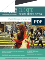 Exito y Coaching Dossier Clinica Dental