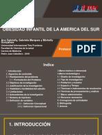 Obesidade Infantil en Brasil
