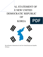 North Korea Pr