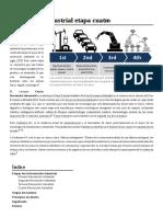Retos y Oportunidades en La Cuarta Revolución Industrial