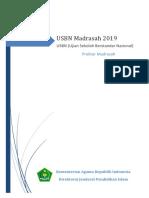Panduan USBN Proktor madrasah.pdf