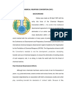 Honey - Chemical Weapons Convention.docx