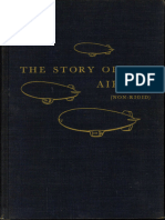 The Story of the Airship (Non-rigid) by Hugh Allen