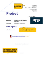 Proposal Pack Template Collection