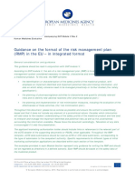 Guidance Format Risk Management Plan Rmp Eu Integrated Format Rev 201 En