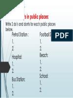 Grammar DosDont