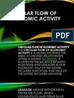 Circular Flow of Economic Activity Group 1---11-GAS