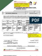 Scribd. Modelo Const. de Est. 2010-II