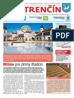 INFO Trenčín - marec 2019