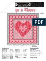 Hugs and Kisses Quilt 1 at Studio E Fabrics